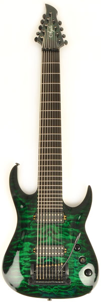 Agile guitars 9 string
