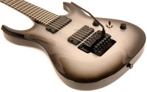 Agile 7 string guitars