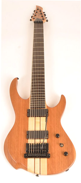 Agile Guitars 8 string