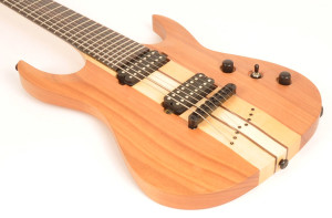 Septor Pro 827 Custom Built Guitars