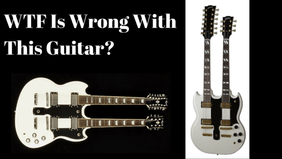 WTF Is Wrong With This Guitar