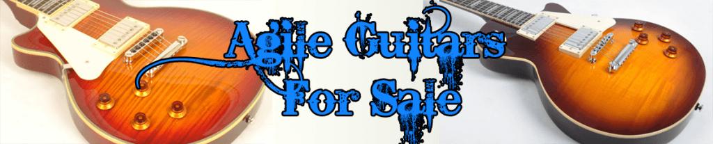 Agile Guitars For Sale