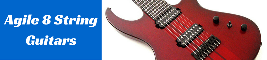 Agile 8 String Guitars