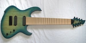 Agile 8 String Guitars for Sale