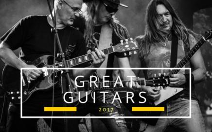 Great guitars 2017