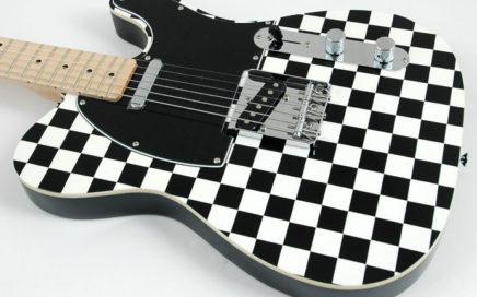 agile telecaster guitars