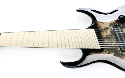 agile custom guitar